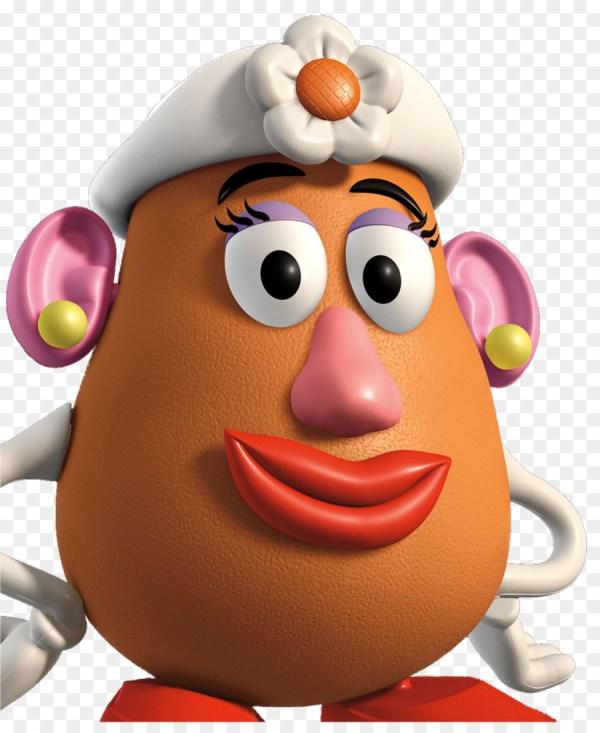 Toy Story 2 Buzz Lightyear Rescue . Potato Head