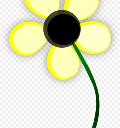 common daisy yellow blackeyed susan flower sunflower png [ 900 x 1380 Pixel ]
