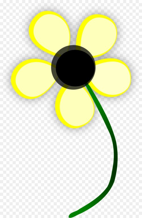 small resolution of common daisy yellow blackeyed susan flower sunflower png