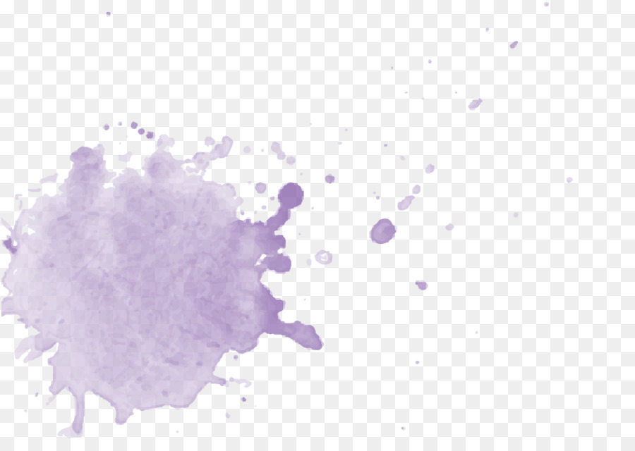 Purple Watercolor painting Violet Lavender  Watercolor Purple 949655 transprent Png Free