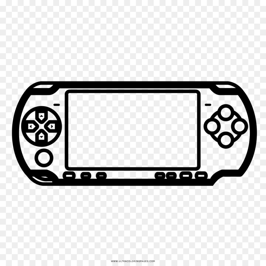 Video Game Console Accessories Drawing PlayStation