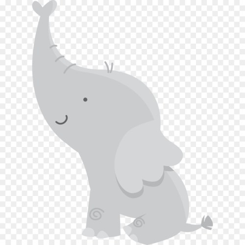 small resolution of baby shower infant elephant marine mammal wildlife png