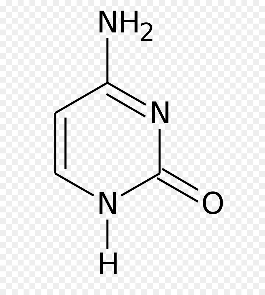 hight resolution of flucytosine 5 methylcytosine thymine pyrimidine formula png download 744 992 free transparent flucytosine png download