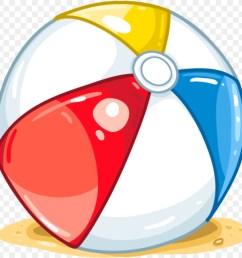 cartoon beach ball beach area circle png [ 900 x 900 Pixel ]
