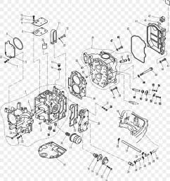 outboard motor yamaha motor company fourstroke engine line art angle png [ 900 x 1000 Pixel ]