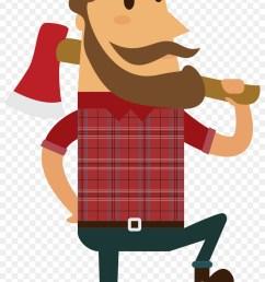lumberjack paul bunyan royaltyfree art beak png [ 900 x 1540 Pixel ]