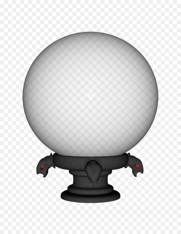 Crystal Ball Glass Clip Art - Globe 700