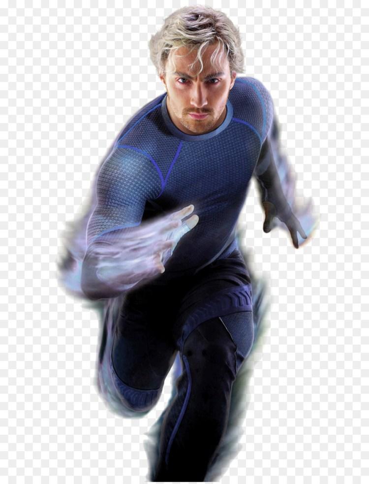 Quicksilver Avengers: Age of Ultron Aaron Taylor-Johnson ...