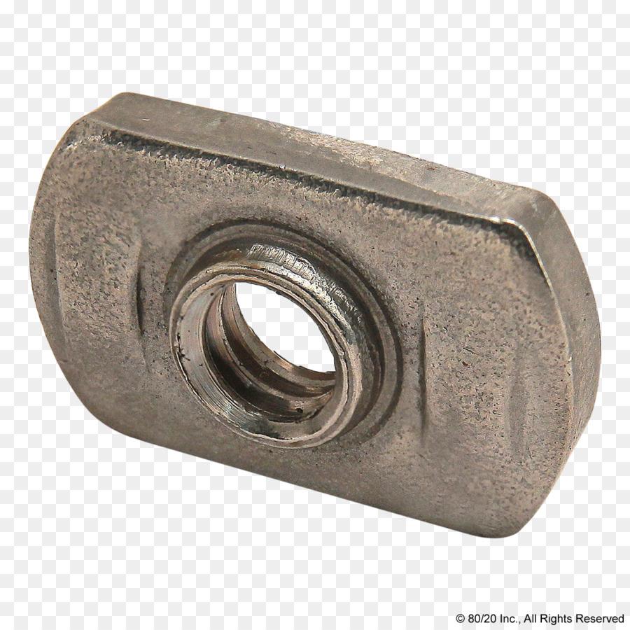 medium resolution of tnut nut 8020 household hardware angle png