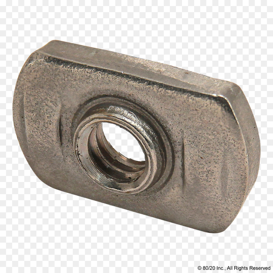 hight resolution of tnut nut 8020 household hardware angle png