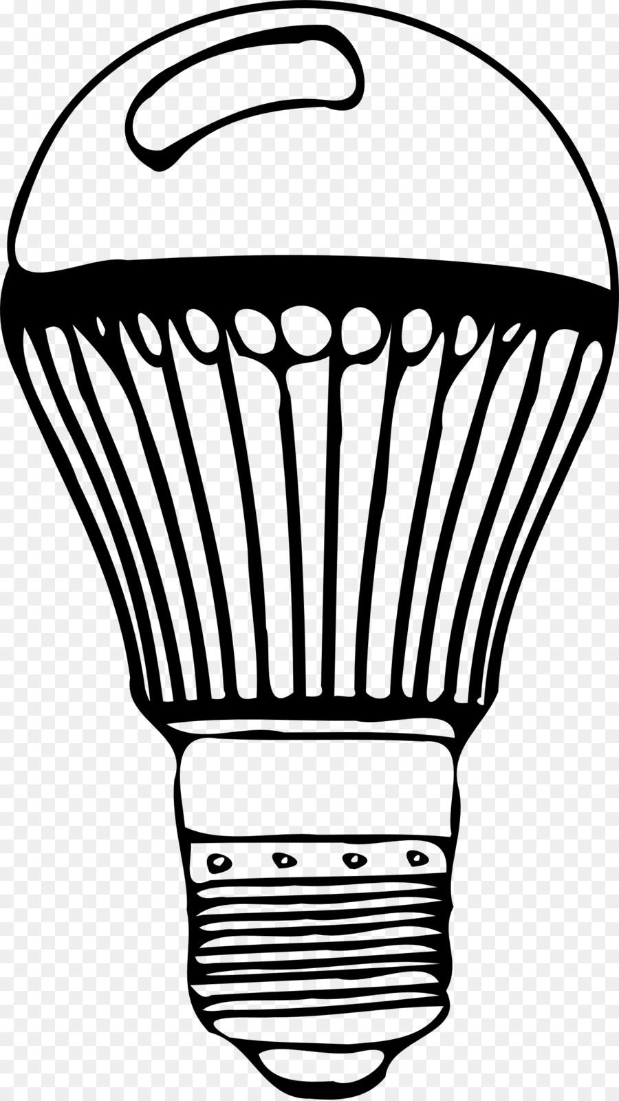 Incandescent light bulb LED lamp Light-emitting diode Clip
