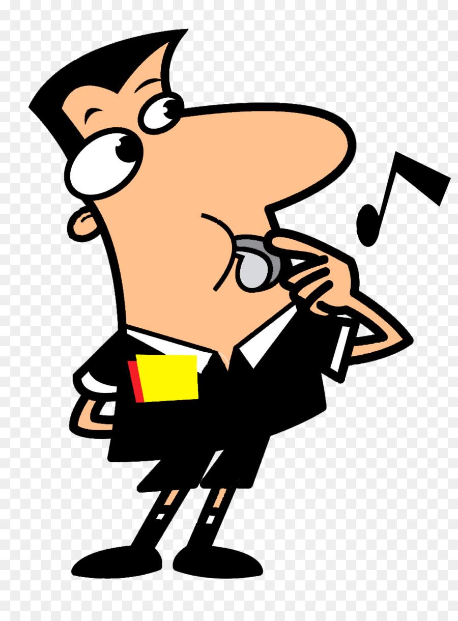 hight resolution of association football referee referee football human behavior cartoon png