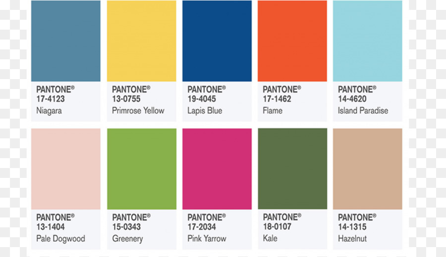 Pantone New York Fashion Week New York City Color Palette Trend