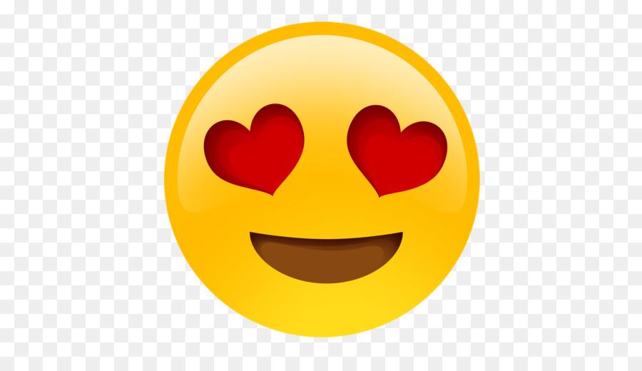 heart eye emoji png
