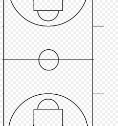 basketball court fiba basketball point line art png [ 900 x 1320 Pixel ]