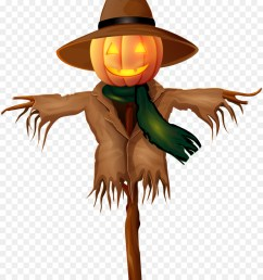 scarecrow halloween desktop wallpaper plant tree png [ 900 x 1040 Pixel ]
