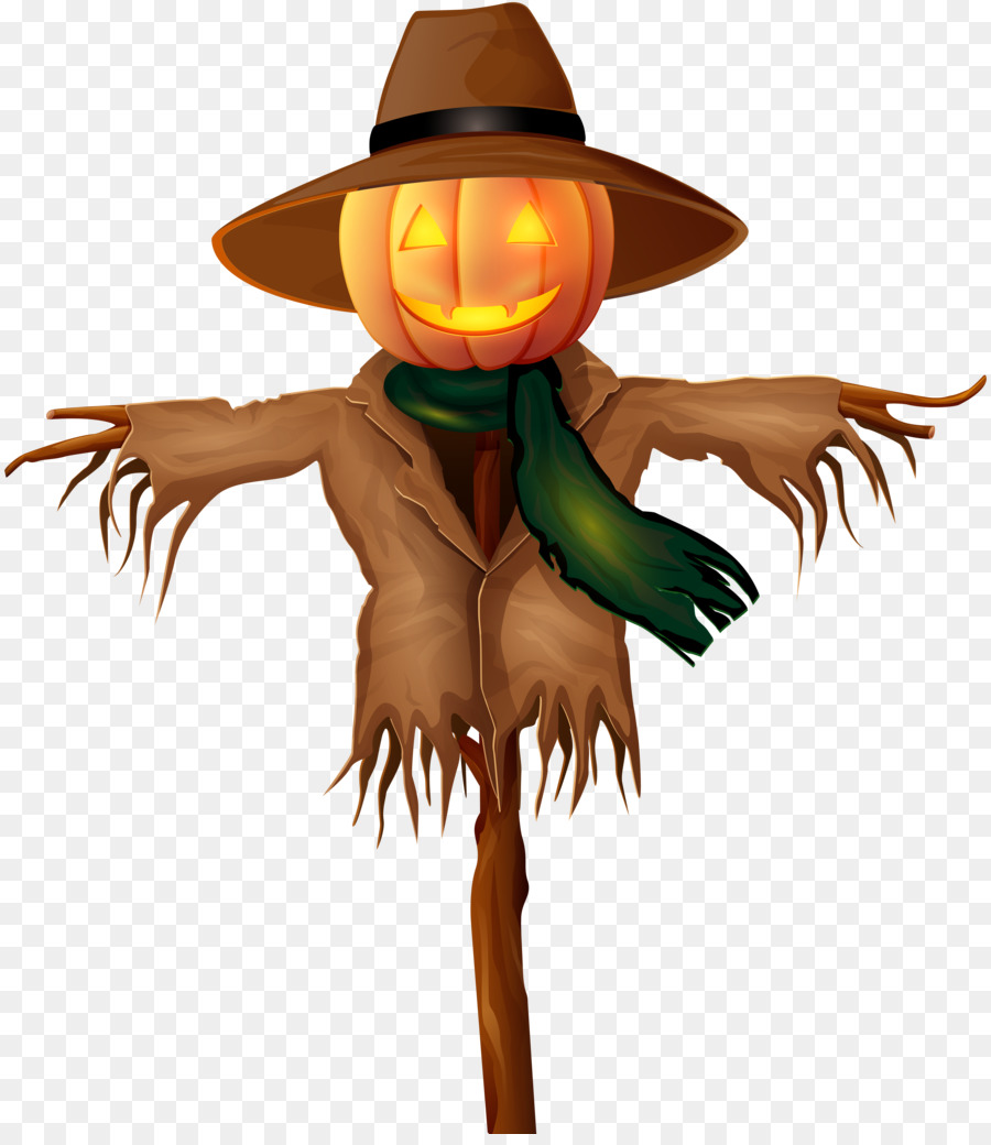 hight resolution of scarecrow halloween desktop wallpaper plant tree png