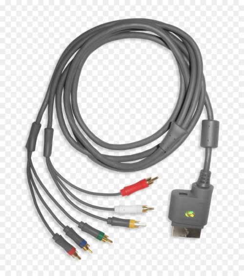 small resolution of xbox 360 component wiring diagram