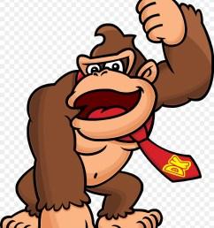 donkey kong mario diddy kong racing human behavior thumb png [ 900 x 1180 Pixel ]