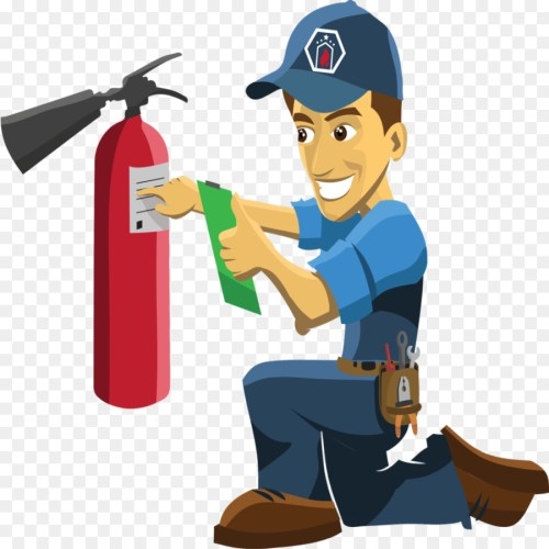 small resolution of fire extinguishers fire sprinkler system fire alarm system human behavior profession png