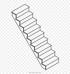drawing stairs line art angle png [ 900 x 900 Pixel ]