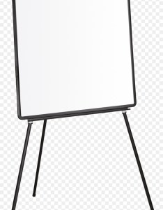 Easel flip chart tripod computer monitor accessory dry erase boards eraser and hand whiteboard also rh kiss