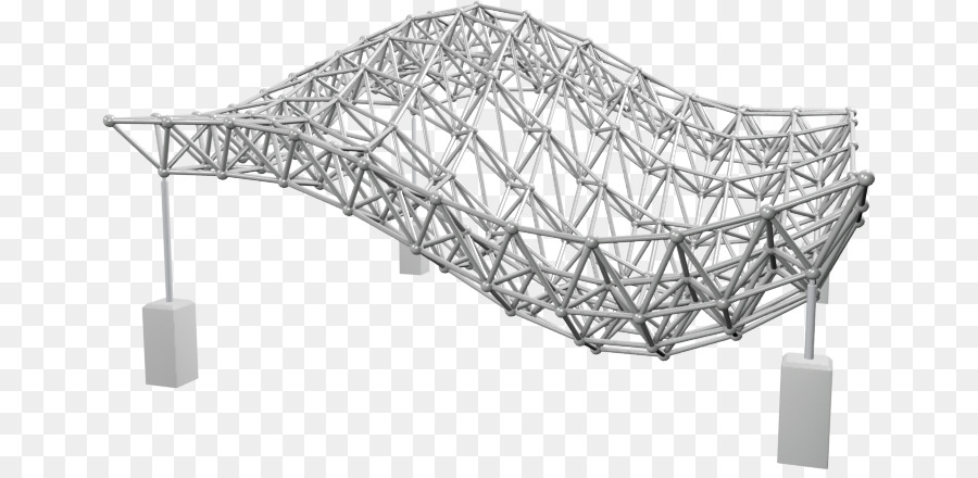 Structure Truss Space frame Structural engineering