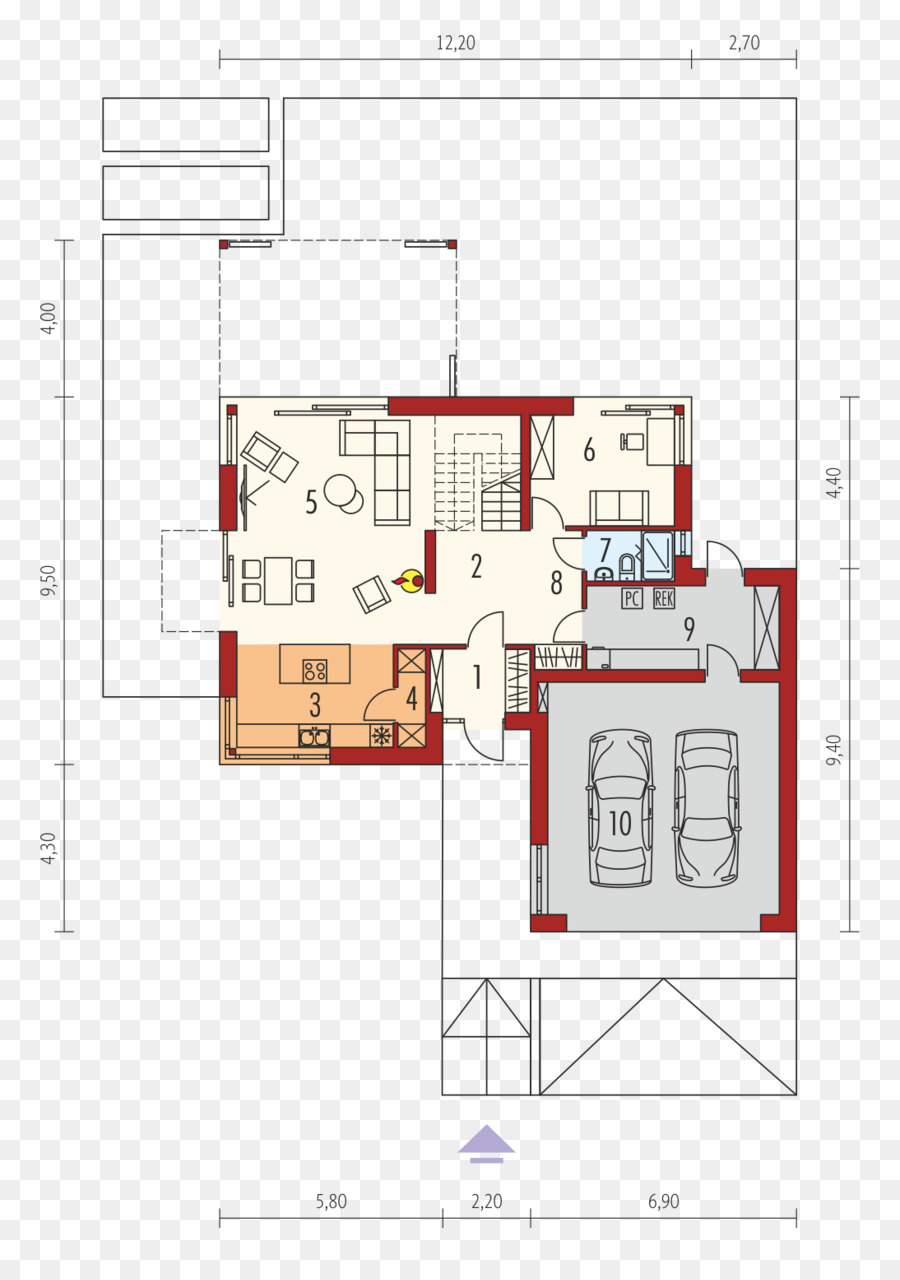 hight resolution of house architectural engineering gable roof square angle png