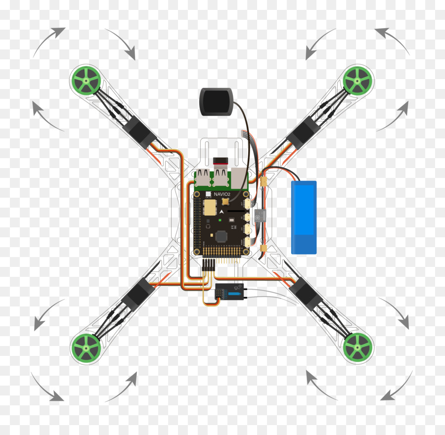 medium resolution of quadcopter unmanned aerial vehicle ardupilot machine technology png