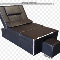 Massage Chair Bed Small Bathroom Chairs Design Sofa Table Recliner Couch Frame Png
