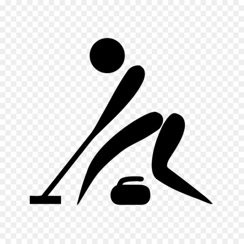 small resolution of winter olympic games kilsyth world curling championships silhouette angle png
