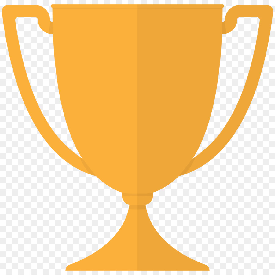 hight resolution of trophy award animation cup png