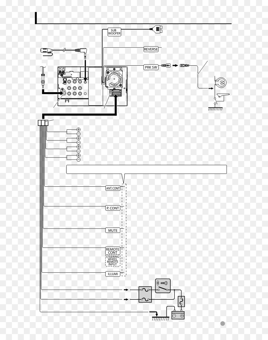 hight resolution of wiring diagram electrical wires u0026 cable kenwood corporation vehiclewiring diagram electrical wires cable