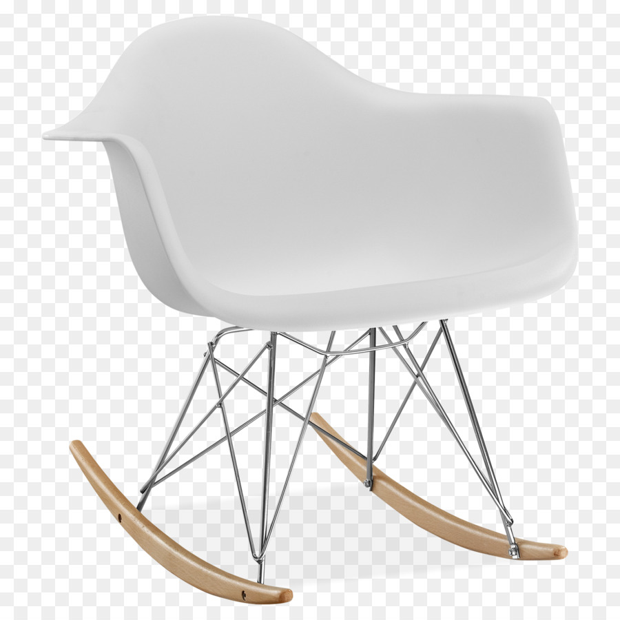 mid century modern plastic chairs walmart fold up table rocking png