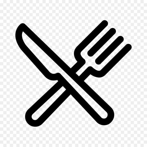 small resolution of knife fork graphic design angle symbol png