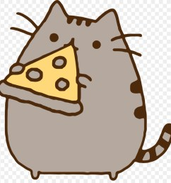 pizza pusheen pizza pizza head small to medium sized cats png [ 900 x 920 Pixel ]