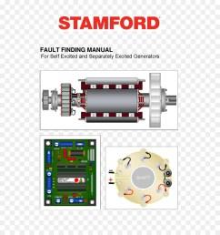 stamford wiring diagram electric generator multimedia communication png [ 900 x 1280 Pixel ]