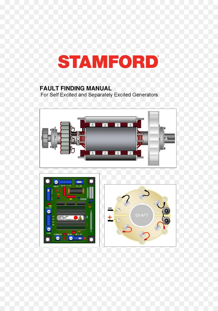 hight resolution of stamford wiring diagram electric generator multimedia communication png