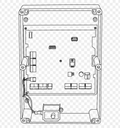 wiring diagram electromagnetic lock diagram rectangle line art png [ 900 x 900 Pixel ]