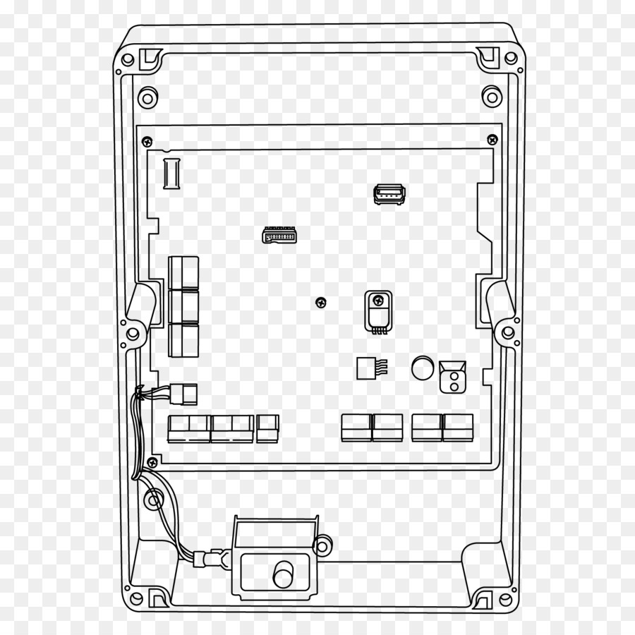 hight resolution of wiring diagram electromagnetic lock diagram rectangle line art png
