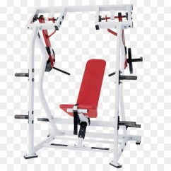 Gym Bench Press Chair Foam Bag Overhead Fitness Centre Exercise Equipment Row Fly