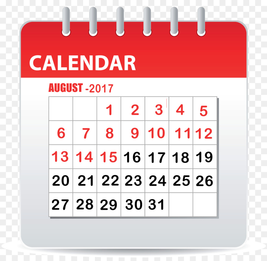 hight resolution of calendar 2017 october square area png