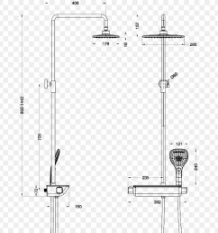 drawing plumbing fixtures thermostatic mixing valve structure line png [ 900 x 900 Pixel ]