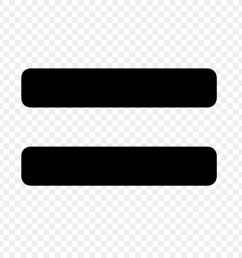 equals sign equality computer icons black line png [ 900 x 900 Pixel ]