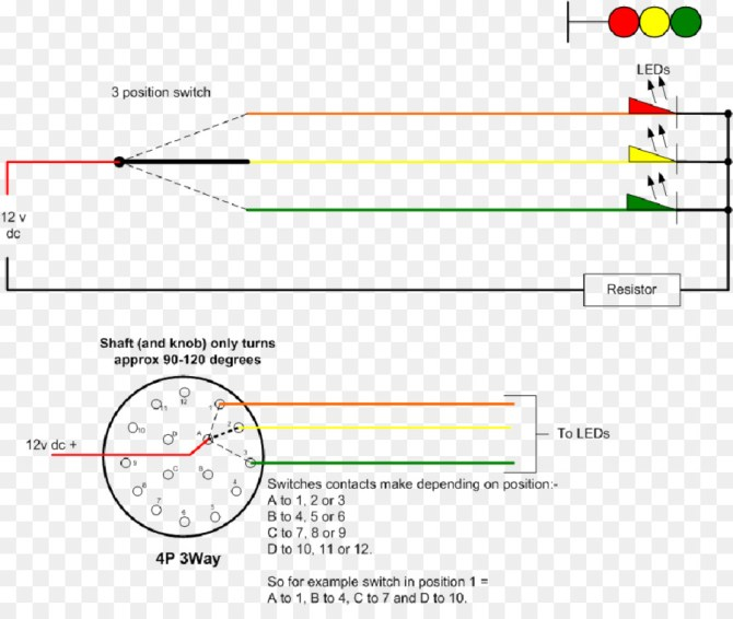 4 position selector switch wiring diagram for  fuse box for