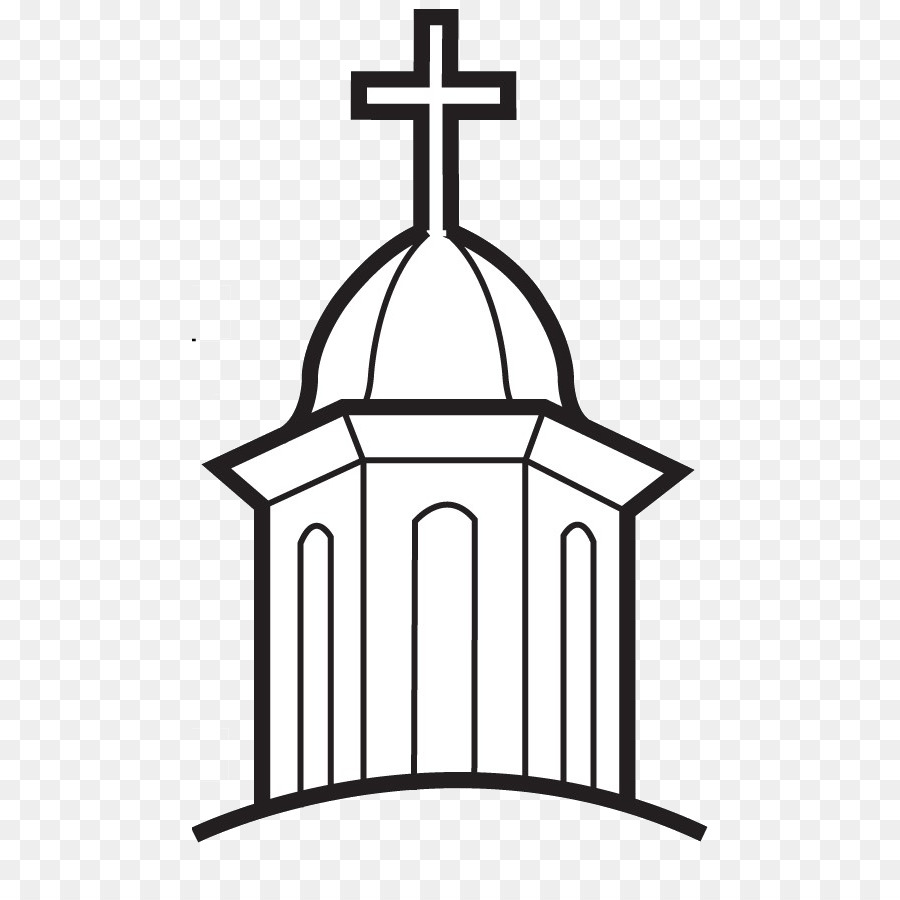 hight resolution of first united methodist church henrietta christian church clip art church 516 900 transprent png free download black and white structure line