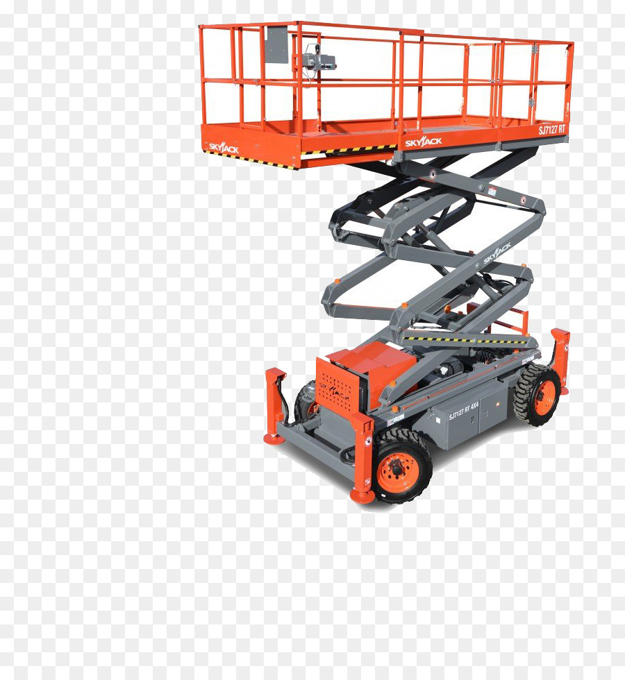 hight resolution of caterpillar inc forklift aerial work platform motor vehicle machine png
