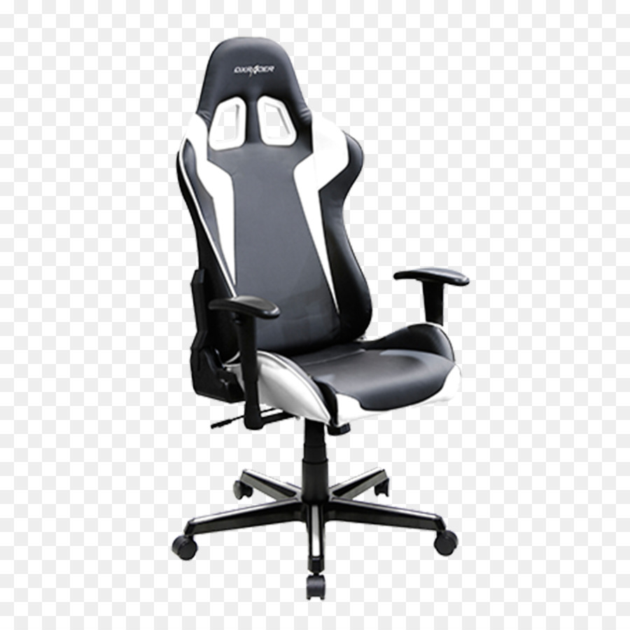 Dxracer Office Chair Dxracer Gaming Chair Seat Office Desk Chairs Chair Png