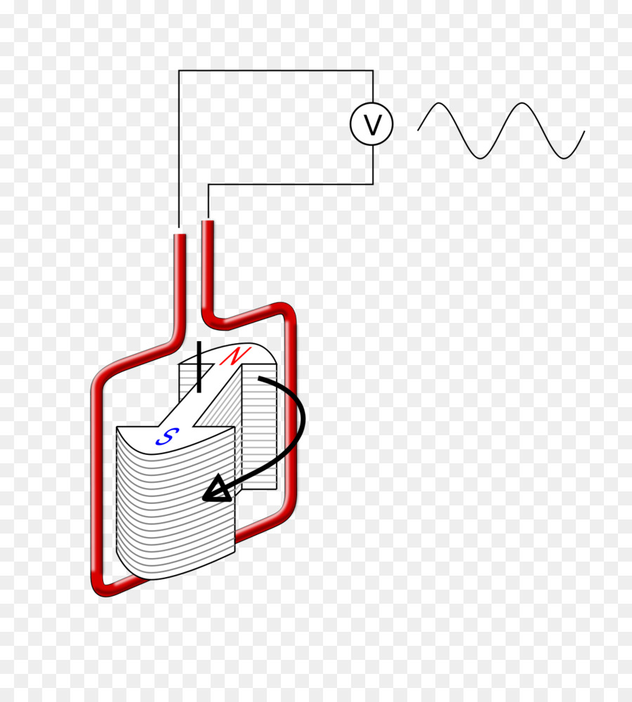 hight resolution of alternator wiring diagram electric generator line area png