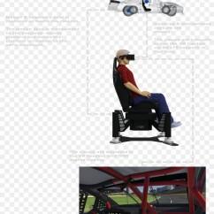 Flight Simulator Chair 360 Brown Power Chairside End Table Vrx Simulators Daytona 500 Motorsport Sls Las Vegas